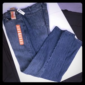 💥NWT MEN'S OLD NAVY BOOTCUT JEANS 38